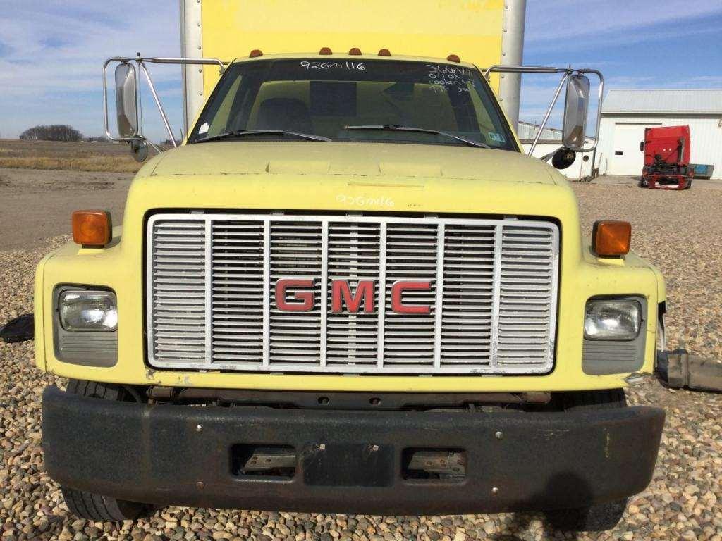 1992 Gmc Topkick Hood For Sale Spencer Ia 24522525 C4500 Headlight Wiring