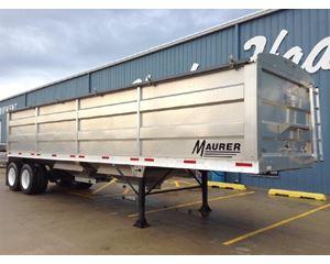 Maurer 3422 Hopper / Grain Trailer