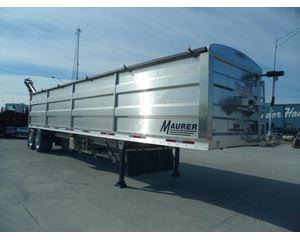 Maurer 3822 Hopper / Grain Trailer