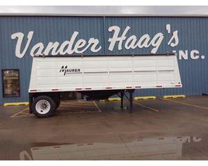Maurer Hopper / Grain Trailer