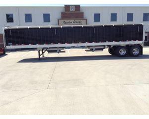 Stoughton grain trailer Hopper / Grain Trailer