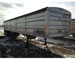 Maurer Hopper Trailer / Grain Trailer