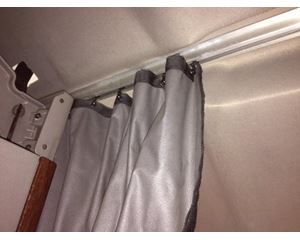 Freightliner Cascadia Interior Sleeper Curtains For Sale