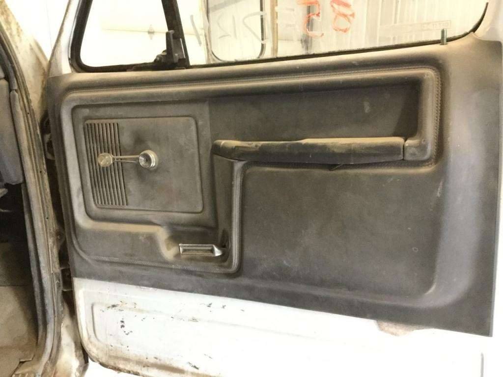 1985 ford f 600 interior door panel for sale spencer ia 24535355