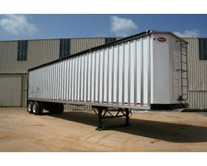 Dorsey WF Walking Floor Live Floor Trailer