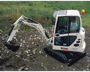 Terex TC20 Mini Excavator