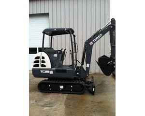Terex TC29 Mini Excavator
