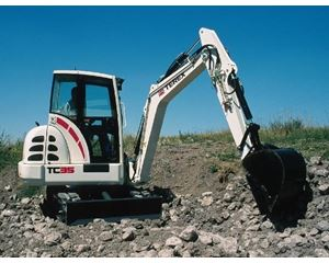 Terex TC35 Mini Excavator