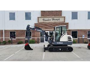 Terex TC48 Mini Excavator