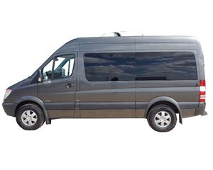Mercedes-Benz Sprinter 2500 Passenger Van / Box Truck