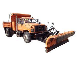 GMC TOPKICK C8500 Plow / Spreader Truck