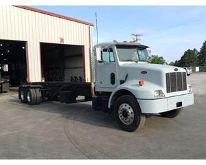 Peterbilt 330 Roll-Off Truck