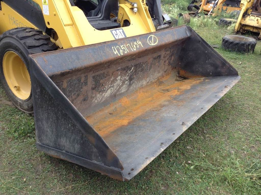 2014 Caterpillar 242D Skid Steer Attachment for a CAT 242D