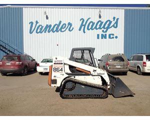 Bobcat 864 Skid Steer Loader