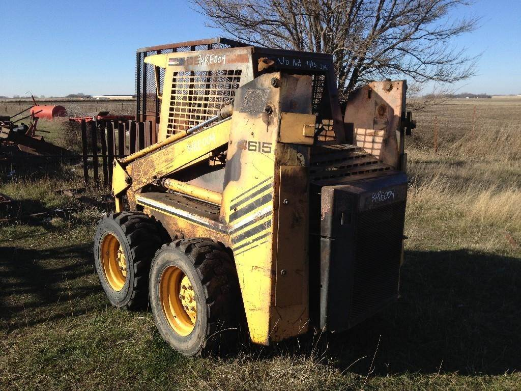 1994 Gehl 4615 Skid Steer Loader Being Dismantled | Sanborn, IA