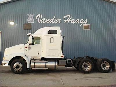 2004 international 9200i semi truck for sale 297 471 miles kansas rh mylittlesalesman com 2013 International 9200I 2005 international 9200i owners manual