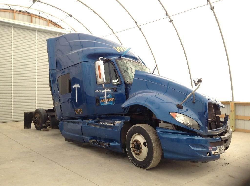 2011 International ProStar Sleeper Truck For Sale | Spencer