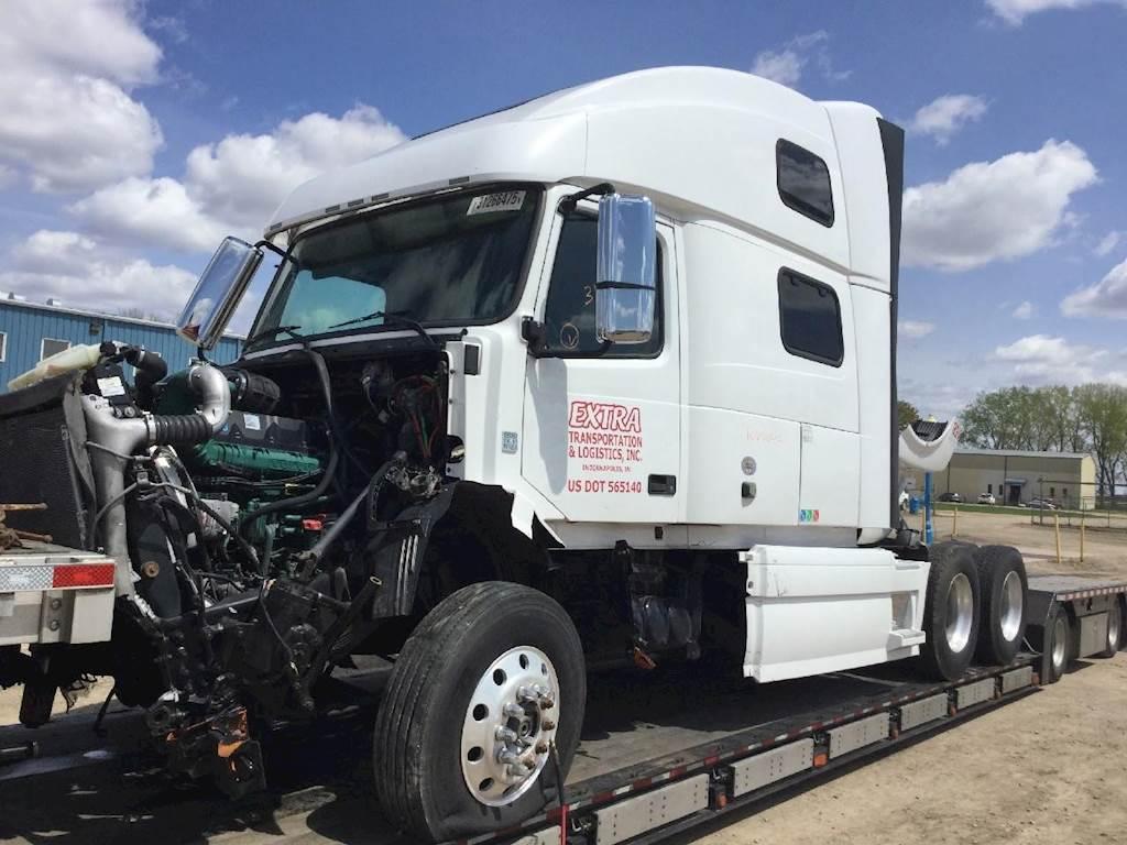 2010 Volvo Vnl64t630 Sleeper Truck For Sale Spencer Ia 10vv008. 2010 Volvo Vnl64t630 Sleeper Truck. Volvo. Volvo Semi Truck Steering Diagram At Scoala.co