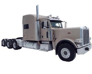 Peterbilt 389 Sleeper Truck