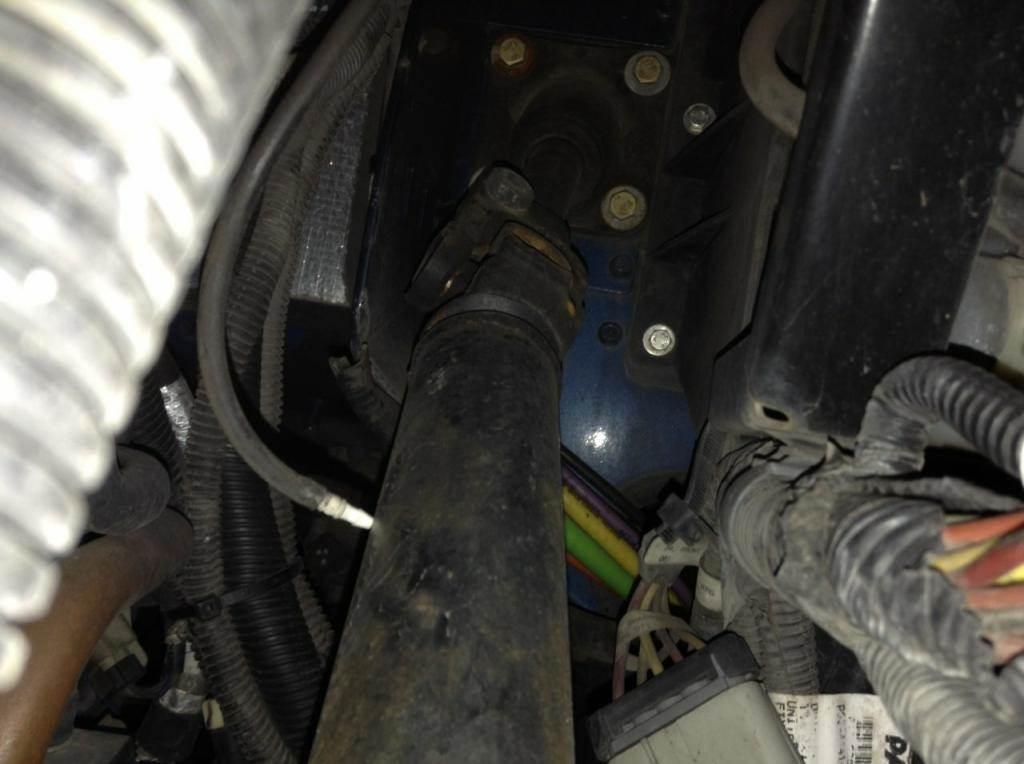 2013 Kenworth T660 Steering Shaft