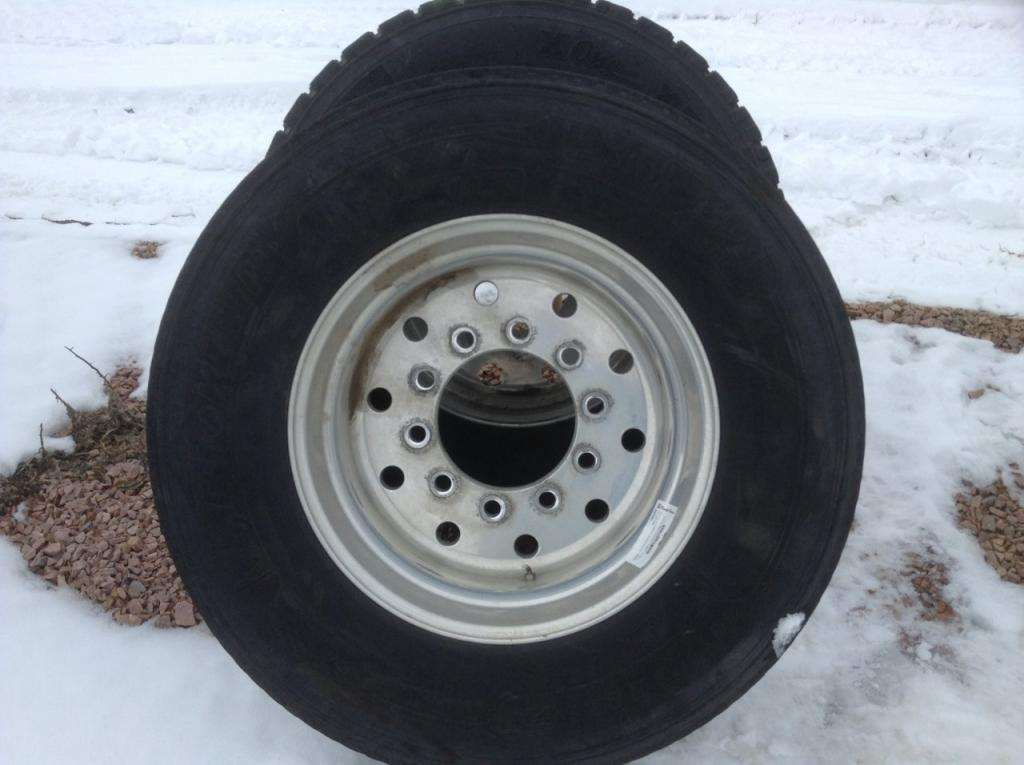 20 super singles rims super single tires, eBay