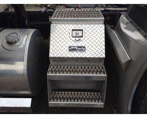 Kenworth W900L Tool Box