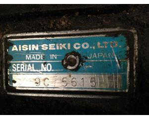 AISIN SEIKI Transmission