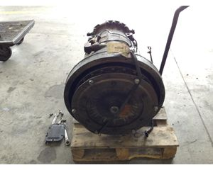 Allison MT643 Transmission