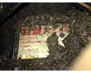 Allison MT643 Transmission