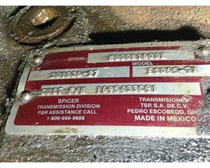 SPICER (TTC) ESO65-7A Transmission