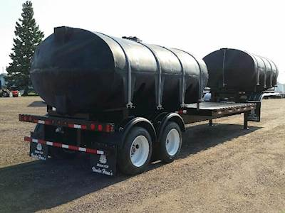 Water Tank Trailer >> 2018 Neville 40 Tank Trailer Water Tank Trailer For Sale Des