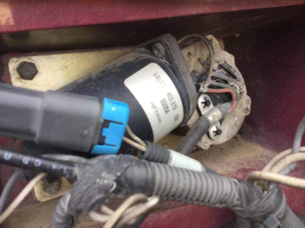 Cool Peterbilt Wiper Motor Wiring Toyota Matrix Stereo Wiring