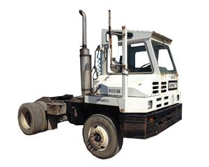Capacity TJ4000 Yard Spotter Truck