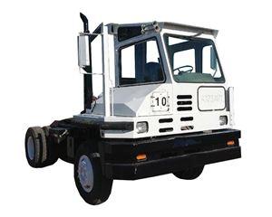 Capacity TJ5000 Yard Spotter Truck