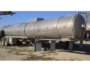 Beall Crude Oil Tank Trailer