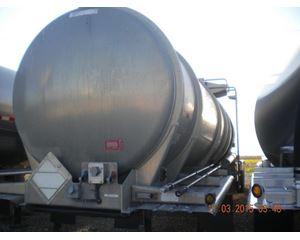 Mueller Crude Oil Tank Trailer