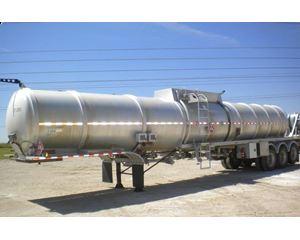 Troxell Crude Oil Tank Trailer