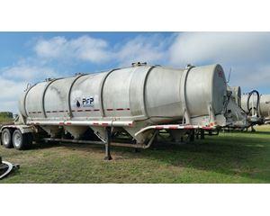 BUTLER Dry Bulk / Pneumatic Tank Trailer
