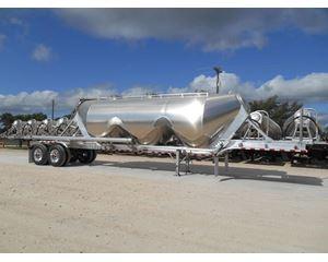 Troxell Dry Bulk / Pneumatic Tank Trailer