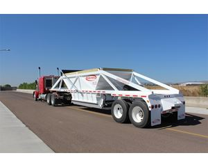DURA HAUL Semi-Bottom Dump Trailer
