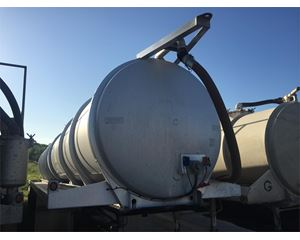 Acro Vacuum Tank Trailer