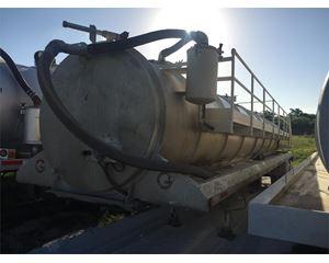 Galyean Vacuum Tank Trailer