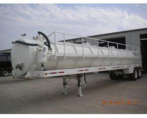 Troxell Vacuum Tank Trailer