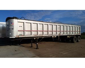 Vantage End Dump Semi Trailer