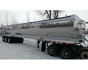 Trail King 4878-48 Continuous Belt Live Floor Trailer