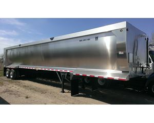 "Trail King 80 Yard 64"" Belt Live Floor Trailer"