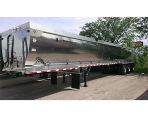 "Trail King Tri Axle 64"" Belt with Electric Valve W/ Rental Program Live Floor Trailer"