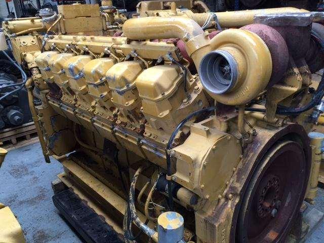 Caterpillar 3512 Engine For Sale