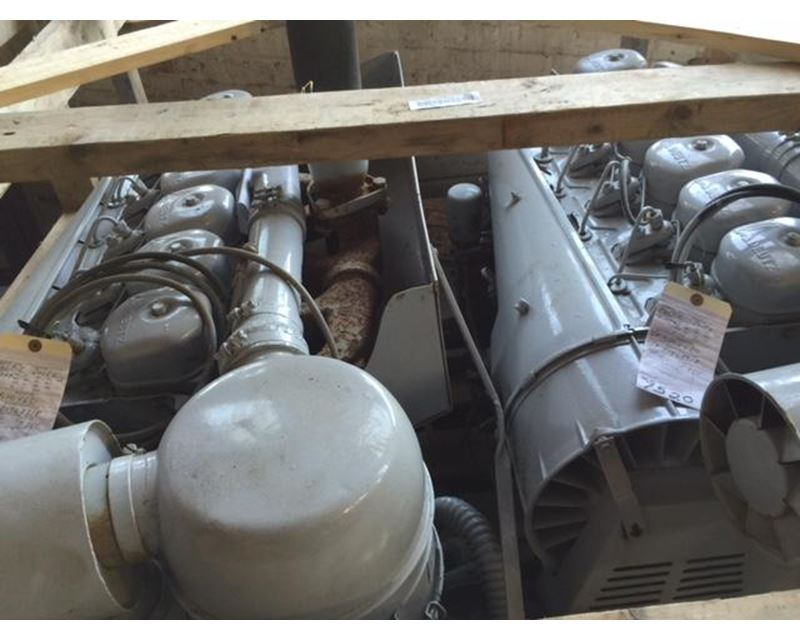 Deutz f6l912 engine for sale chicago il 7520 for Deutz motor for sale