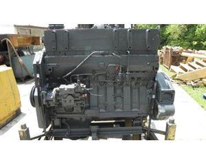 Komatsu LTA10C Engine